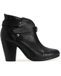 Rag & Bone Harrow Boot - Lyst