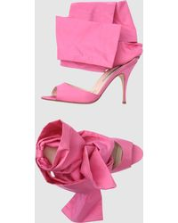 Brian Atwood | Highheeled Sandals | Lyst