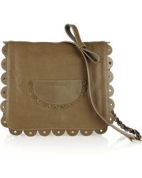 See By Chloé Poya Leather Shoulder Bag - Lyst