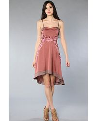 Free People The Annies Patchwork Dress - Lyst