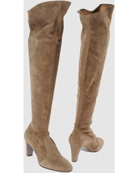 L'Autre Chose Highheeled Boots - Lyst