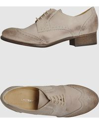 Laltramoda Laced Shoes - Lyst