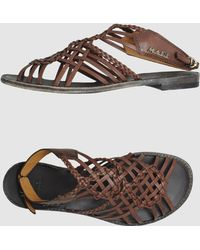 Mare Sandals - Lyst