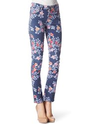 Citizens of Humanity Mandy Rose Straight-leg Jeans - Lyst