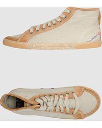 Diesel High Top Sneakers - Lyst
