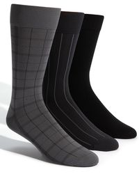 Calvin Klein Microfiber Socks - Lyst