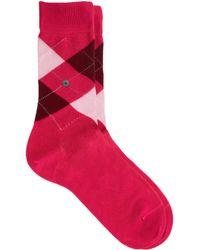 Smythson - Burlington Machester Argyle Socks - Lyst