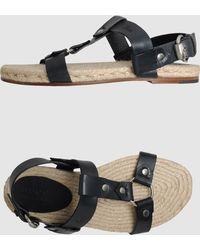 Gucci Sandals - Lyst