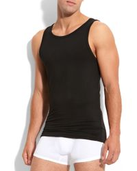 Tommy John 'Second Skin' Tank Top - Lyst