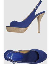 Castaner Platform Sandals - Lyst
