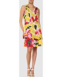 Marni Short Dress - Lyst