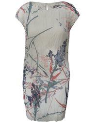 Sandwich - Sandwich Floral Tunic Dress, Blush - Lyst