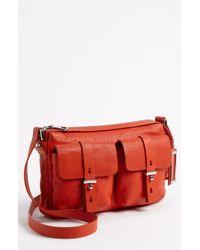 Marc By Marc Jacobs Werdie Leather Camera Bag - Lyst