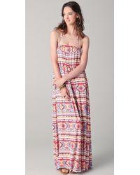 Rachel Pally Lux Dress - Lyst