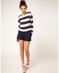 River Island River Island Tailored Shorts - Lyst