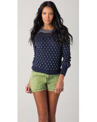 Theyskens' Theory Kuly Sweater - Lyst