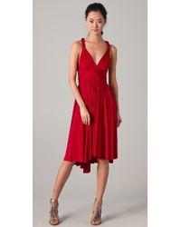 Twobirds   Tea Length Convertible Dress   Lyst