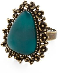 ModCloth Rock The Weekend Ring - Lyst