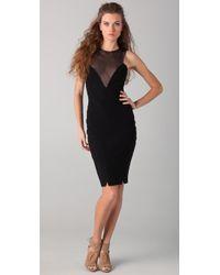 Hakaan Nadra Dress black - Lyst