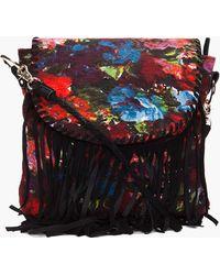 Jeffrey Campbell - Floral Tassel Shoulder Bag - Lyst
