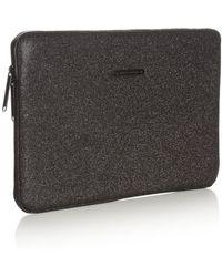 Juicy Couture - Glitter Laptop Case - Lyst