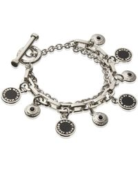 Marc By Marc Jacobs - Double Chain Bracelet - Lyst