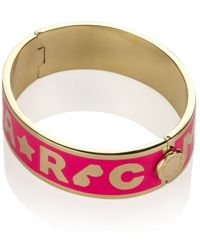 Marc By Marc Jacobs - Star Logo Bracelet - Lyst