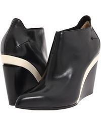 Costume National Heel Boots - Lyst