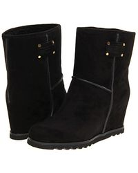Marc By Marc Jacobs Wedge Booties - Lyst
