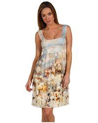 Paul Smith Mistic Print Dress - Lyst
