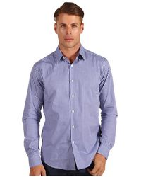 Theory Blue Sylvain Amicable - Lyst