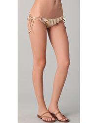 Indah Alabama Ruffle Bikini Bottoms - Lyst
