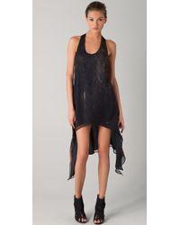 Kimberly Ovitz - Zen Print Dress - Lyst
