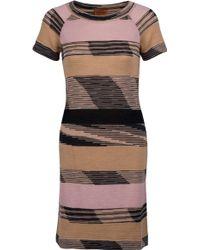 Missoni Mascotte Printed Dress - Lyst