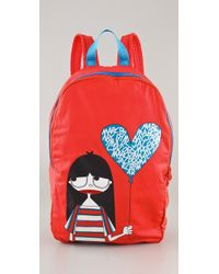 Marc By Marc Jacobs - Miss Marc Packables Backpack - Lyst