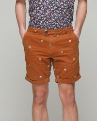 Vanishing Elephant Classic Walk Short - Lyst