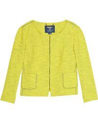 Gryphon Cotton Round Neck Jacket - Lyst