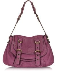 Abaco - Dana Genuine Leather Shoulder Bag - Lyst