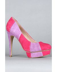 DV by Dolce Vita The Brilliant Shoe in Lilac - Lyst