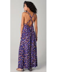 Camilla & Marc - Palazzo Cover Up Jumpsuit - Lyst