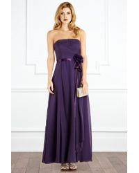 Coast Allure Maxi Dress - Lyst