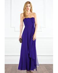 Coast Symphony Maxi Dress - Lyst