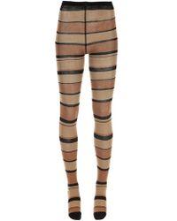 Sonia Rykiel - Stripe Tights - Lyst