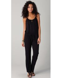 Velvet By Graham & Spencer - Camisole Jumpsuit - Lyst