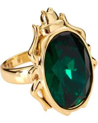 Ted Baker - Beetle Ring - Lyst