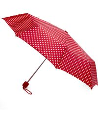 ModCloth - Beach Bumbershoot Umbrella in Red - Lyst