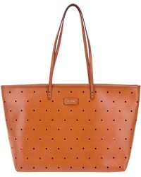 Fendi Roll Bag Shopper - Lyst