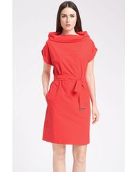 Weekend by Maxmara Calata Belted Dress - Lyst