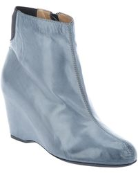 MM6 by Maison Martin Margiela Ankle Boot - Lyst