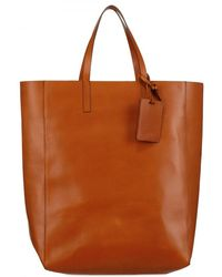A Brand Apart - Ego Buffalo Leather Tote - Lyst